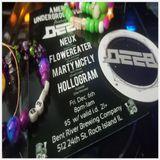 dEEb @ A Merry Underground 3 (12/6/19)