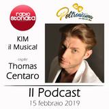 Poltronissima - 4x57 - 15.02.2019 - Kim il Musical - Thomas Centaro