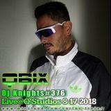 DJ QBIX LIVE@ Q-STUDIOS DJK#376 PT.1 HOUSE 8-17-2018