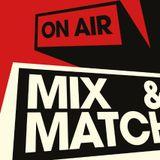#Tweetamix 156 Mix and Match