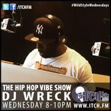 DJ Wreck - The Hip Hop Vibe Show - 04