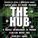 The HUB v.3 - DJ Cenz0r set