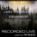 Recorded LIVE @ Twilight: June Gathering _ 'Deep in the Forest' , WA : 06.02.17 - mixed by Rhines
