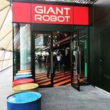 Mixmaster Morris @ Giant Robot 11/6/17 pt2