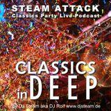 CLASSICS inDEEP - Steam Attack Deep House Mix Vol. 28