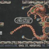 DJ DEMAND + MC DOUBLE E, MC MOON  & MC ENDO- SPUNKY, JAILHOUSE -JULY 6th 2002
