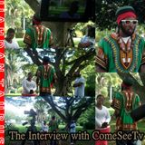IJAHDAN TAURUS (DOMINICA) IN THE INTERVIEW WITH COME SEE TV - ONLY AUDIO- ENGLISH LANGUAGE