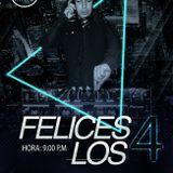 DJ GOOS - Felices Los 4 Ft Maluma #003