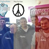 Podcast Top Foot - Emission spéciale attentat