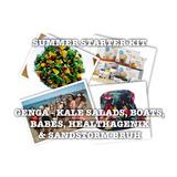 Genga - Kale Salads, Boats, Babes, Healthagenix & Sandstorm Bruh :: December 2014