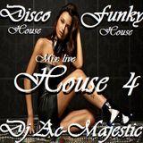 Dj Ac-Majestic - disco funky house & house music