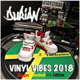 VINYL VIBES 2018 - Reggae Dancehall Dub Edition