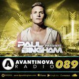 #89 PAUL BINGHAM - AVANTINOVA RADIO