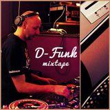 D-FUNK: Groove Gladiators Mix #1 / Classic HipHop