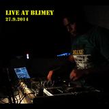 liveset: recorded @Blimey [27.09.2014, Bangalore]