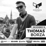 2015.12.19. THOMAS BORZA @ Grooves and Beats Radioshow- Fresh FM