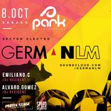 German LM @Park Electro Stage / Punta Stage (8.10.16)