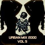 DJ Triple D / R&B Hip Hop Mix 2000's-vol 5 (2018)