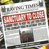 SS & Bailey @ Slammin Vinyl (last event @ sanctuary) 10.07.04