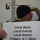 Local Motion, Dec 15, 2014, 6 - 7:30pm