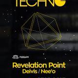 Nee'o @ Techno, Perpetuum, Brno, 27.10.2015
