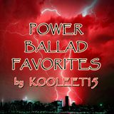 Power Ballad Favorites