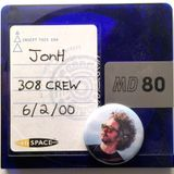 JonH of Fort Knox Five - 308 Crew Mixtape - June 2, 2000
