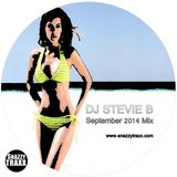 @djstevieb - September 2014 Mix