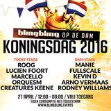 Kingsday 2016 Classics