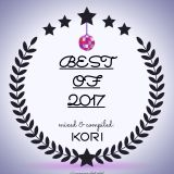 Best of 2017 mixed by Kori