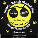 Dj Sy Live @ Vodka'n'Vinyl 27.12.15