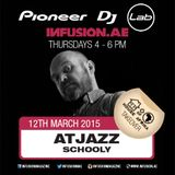 At Jazz & Schooly HOUSEofAFRIKA Takeover - Pioneer DJ Lab