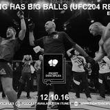 EPISODE 37: BISPING HAS BIG BALLS