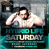 Hybrid Life Saturday @ Orca Nagoya - Promotion Mix - DJ Buzzdog
