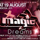 H@lf-one @ Magic Dreams @ La Rocca 19-08-2017