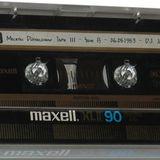Malesh Düsseldorf Tape III - Side B - 06.08.1983 - D.J. Jan