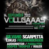 Lukas Freudenberger @ VOLLGAAAS // 14.09.13 // Clubhaus Schierstein
