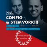 Paradiso Perduto Show 258 - Config & Stemvork Session1