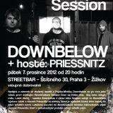 Priessnitz a Downbelow v rozhovoru s Hvojtem v rámci StreetCulture Session