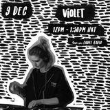 12.09.17 Fauve Radio - Violet