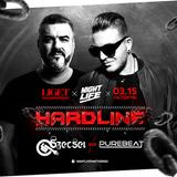 2018.03.15. - Szecsei b2b Purebeat - NIGHTLIFE HARDLINE - LIGET Club, Budapest - Thursday