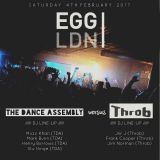 3 Years of The Dance Assembly [EGG, London 4/2/17] - House (Classics, Bass, Electro)
