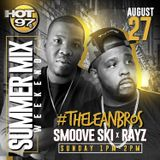 LIVE ON #HOT97 #AUG27,2017