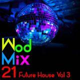 WodMIx 21 - Future House Vol 3 - 20 min megamix