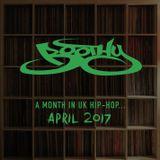 A Month In UK Hip-Hop... April 2017