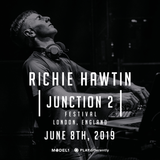 2019-06-08 - Richie Hawtin @ Junction 2, Boston Manor Park, London