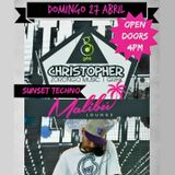 christopher @ malibu lounge envigado (27-4-14)