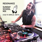 Resonance Sunday School All Vinyl Set @ Wild Joe*s 3/22/15