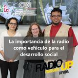 La importancia de la radio como vehículo para el desarrollo social