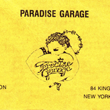 Sunday morning @the Paradise Garage
